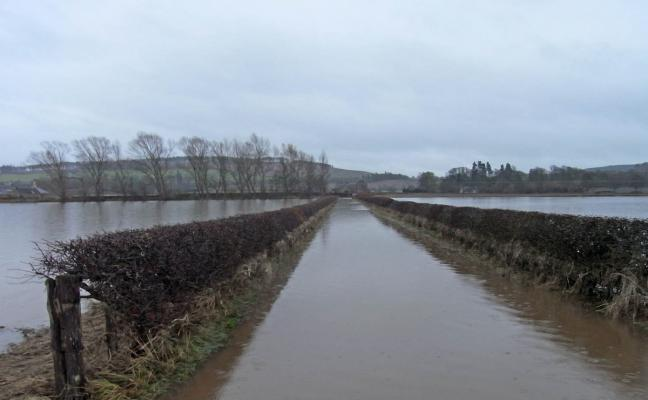 Flooding in November 2009
